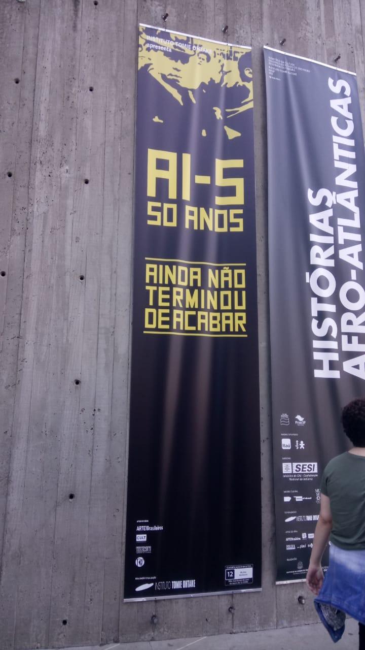 AI – 5 50 anos |Exposição Gratuita
