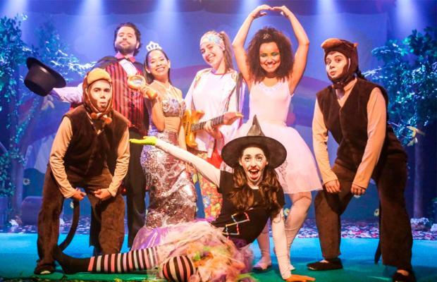 A nossa comunidade – Teatro no KidZania