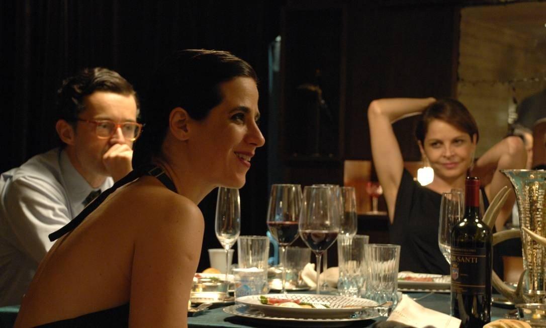 O Banquete – cinema  nacional