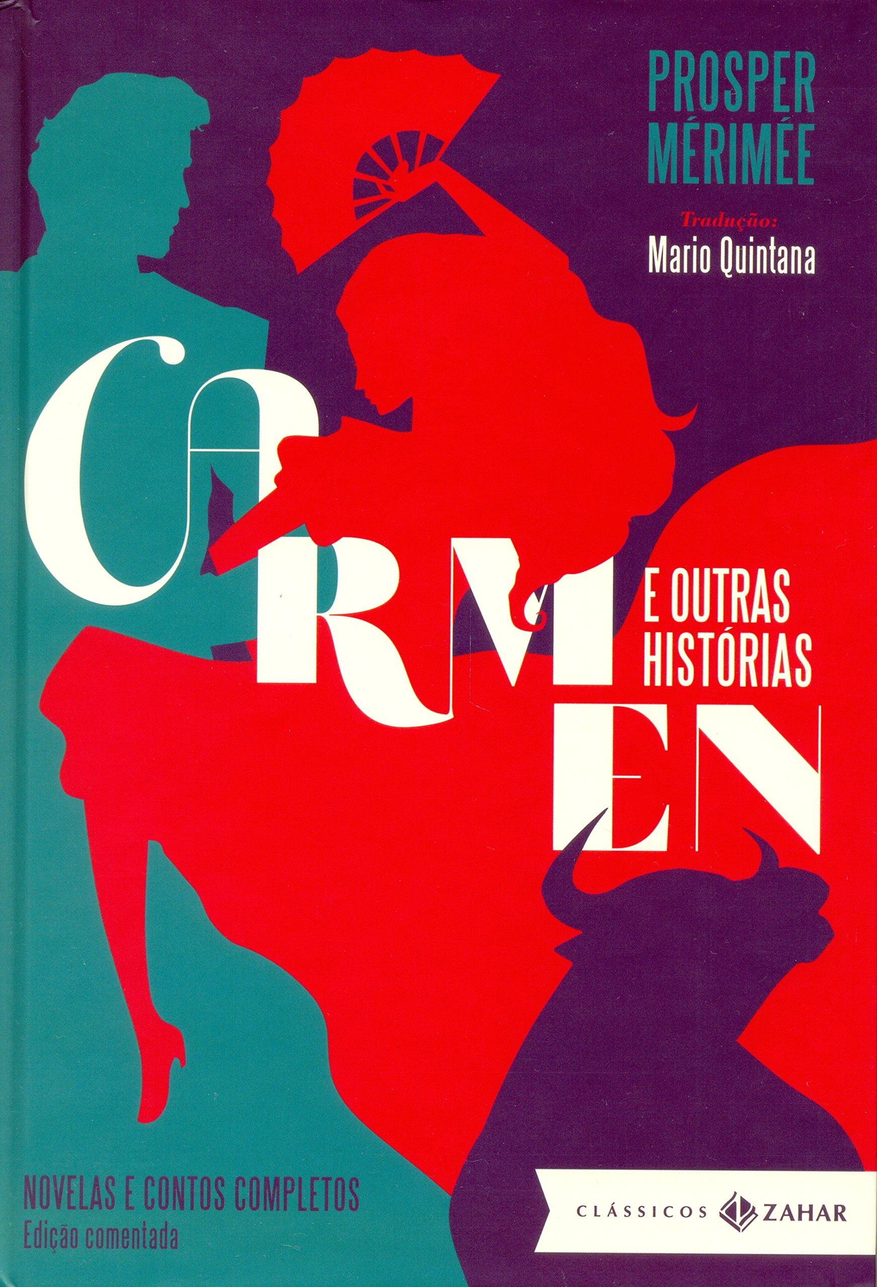 Carmen e outras histórias – Literatura