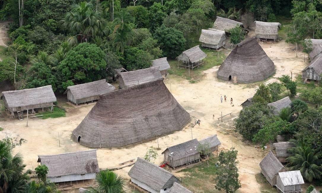 Doenças para eliminar indígenas