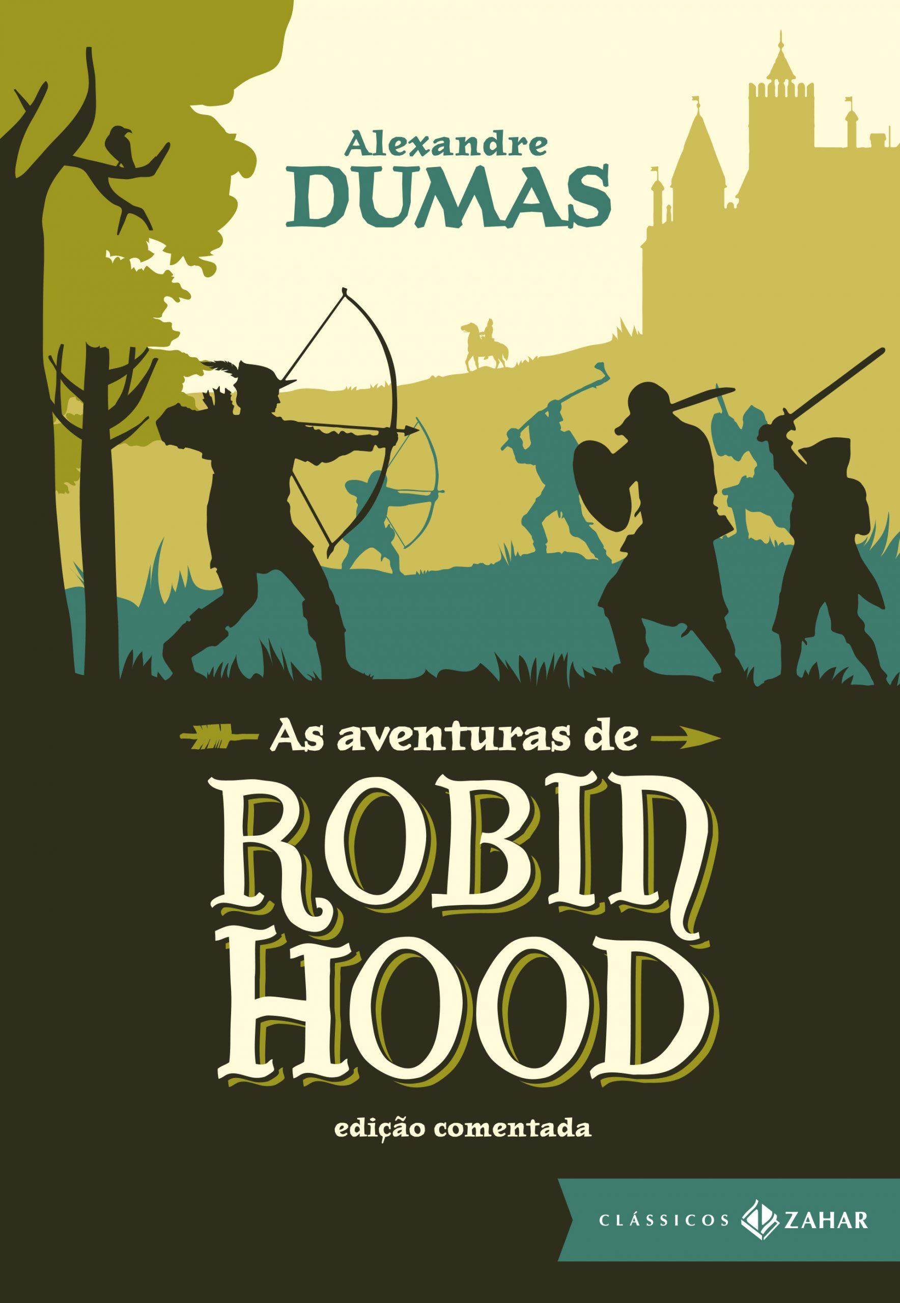 Robin Hood  – Literatura Francesa