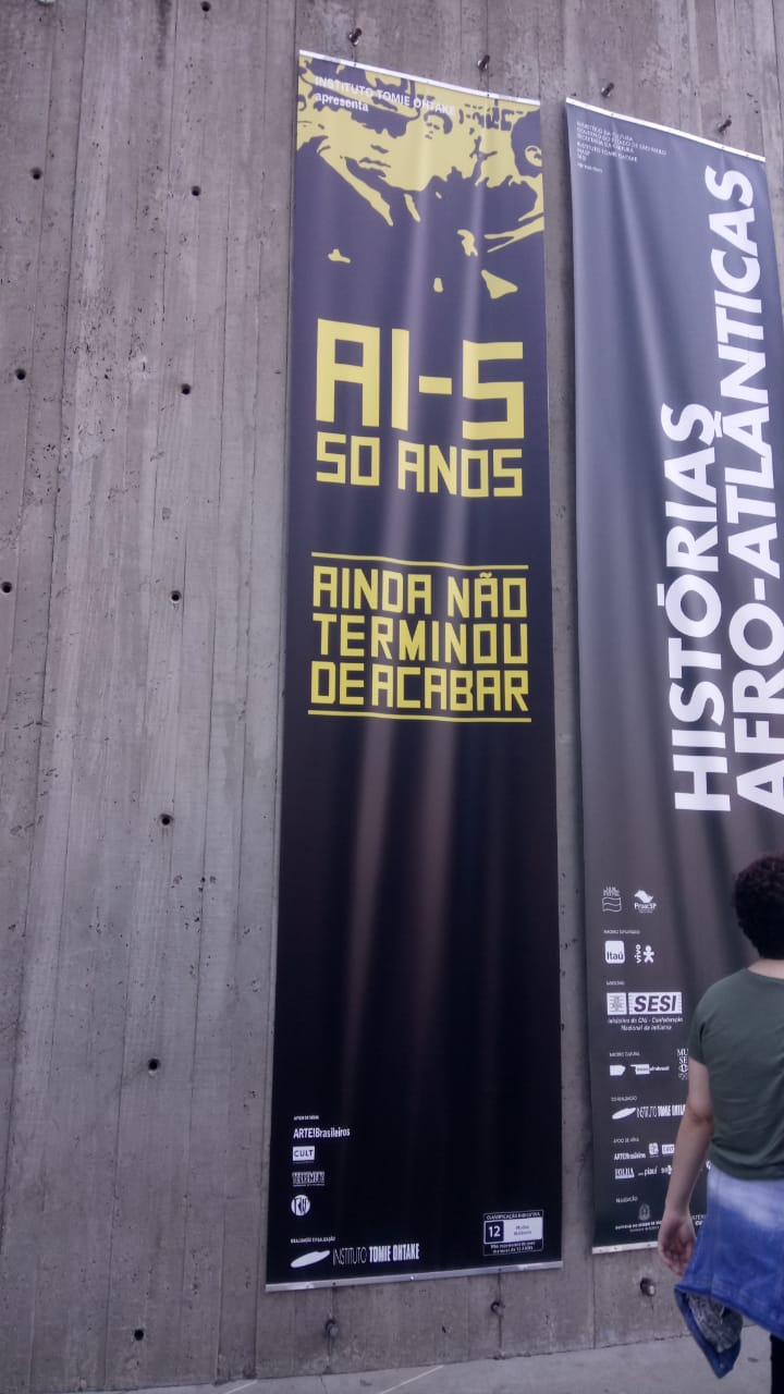 AI – 5 50 anos  Exposição Gratuita
