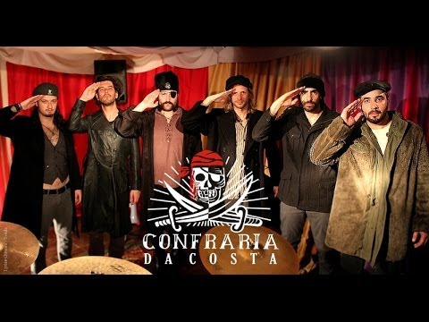 Confraria da Costa – Rock Pirata Brasileiro