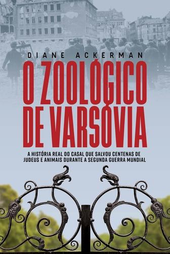 O zoológico de Varsóvia – Literatura Segunda Guerra