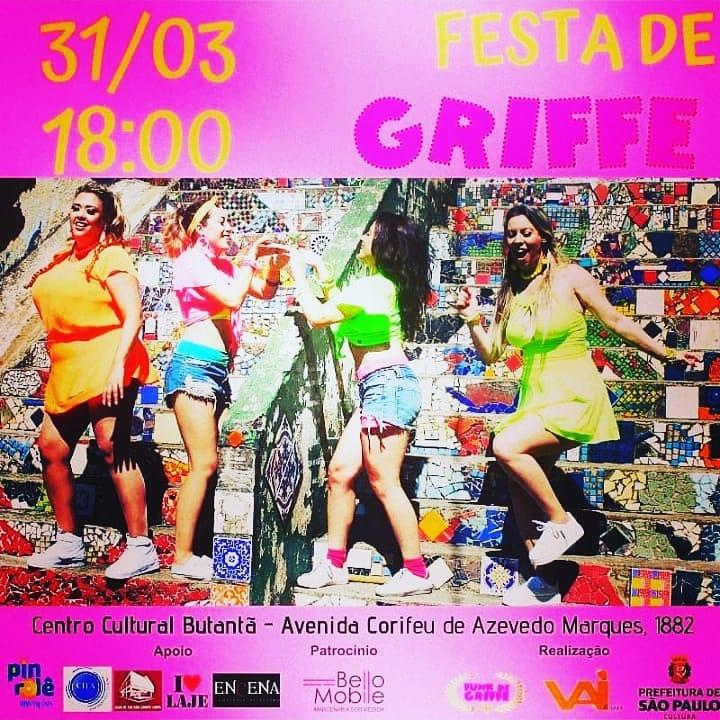 Funk de Griffe: conheça o grupo no CCB