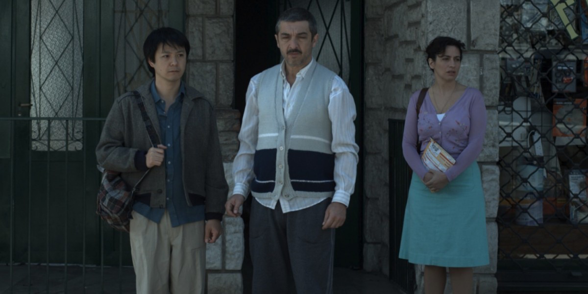 Um conto chinês – comédia dramática