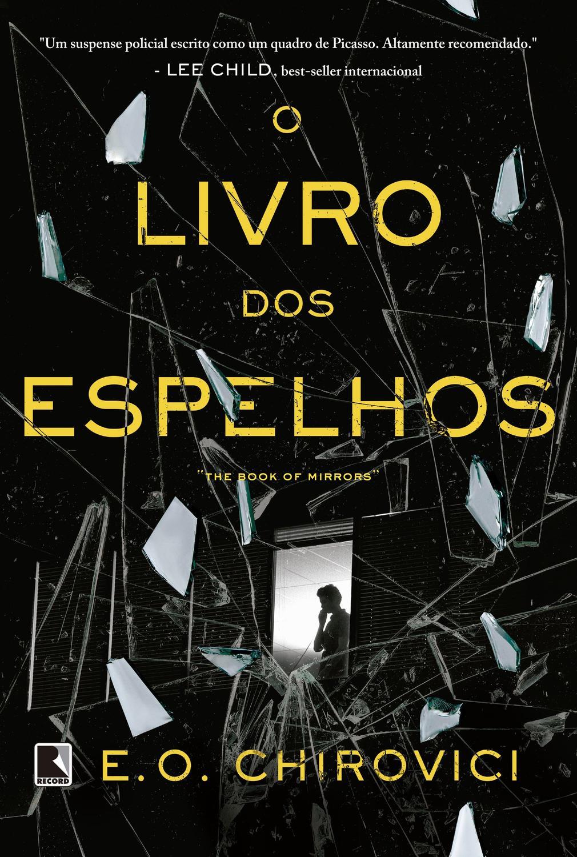 O Livro dos Espelhos – Suspense Literário