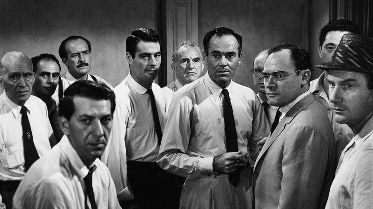 Doze homens e uma sentença – Filme
