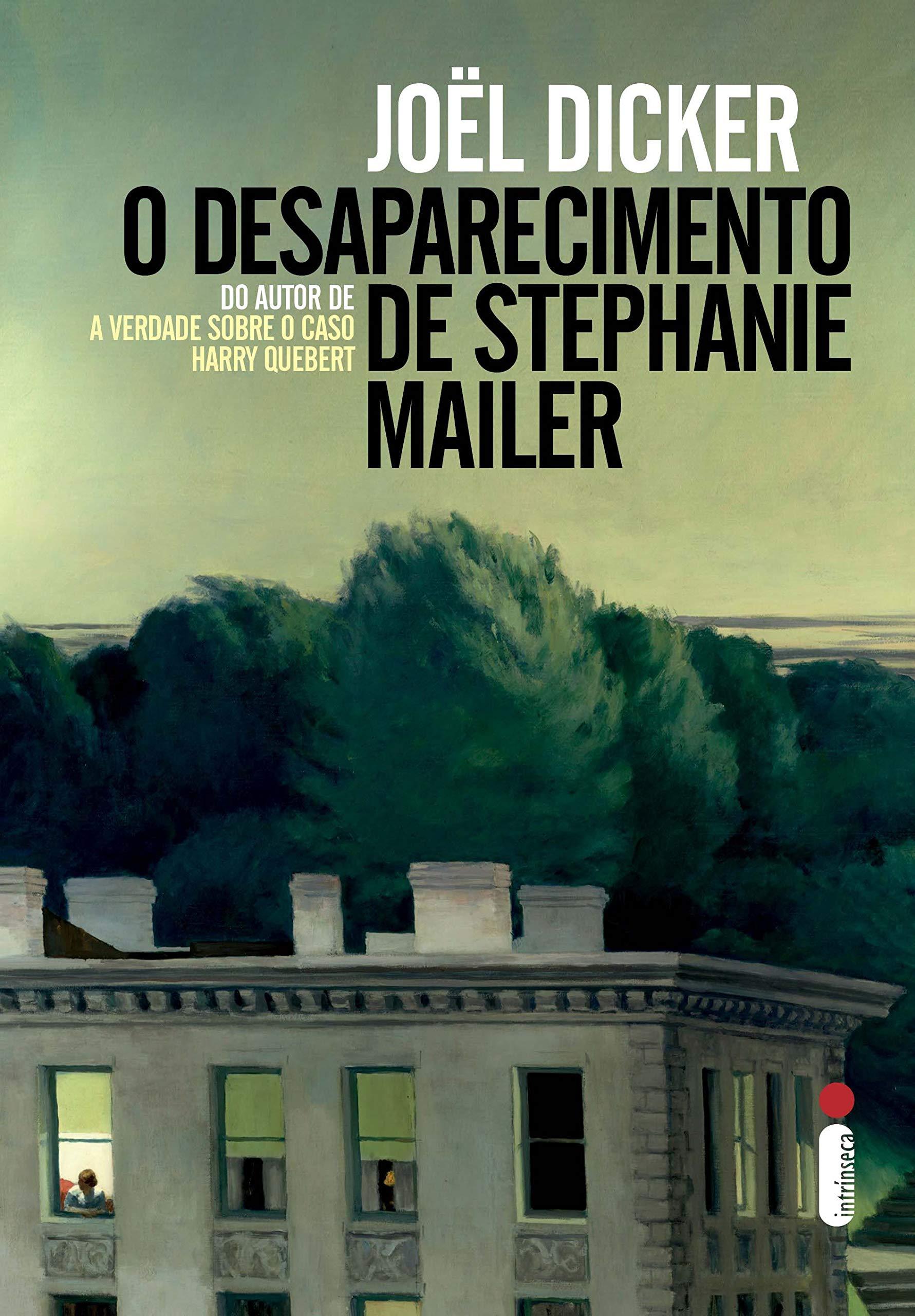 O desaparecimento de Stephanie Mailer – Livro