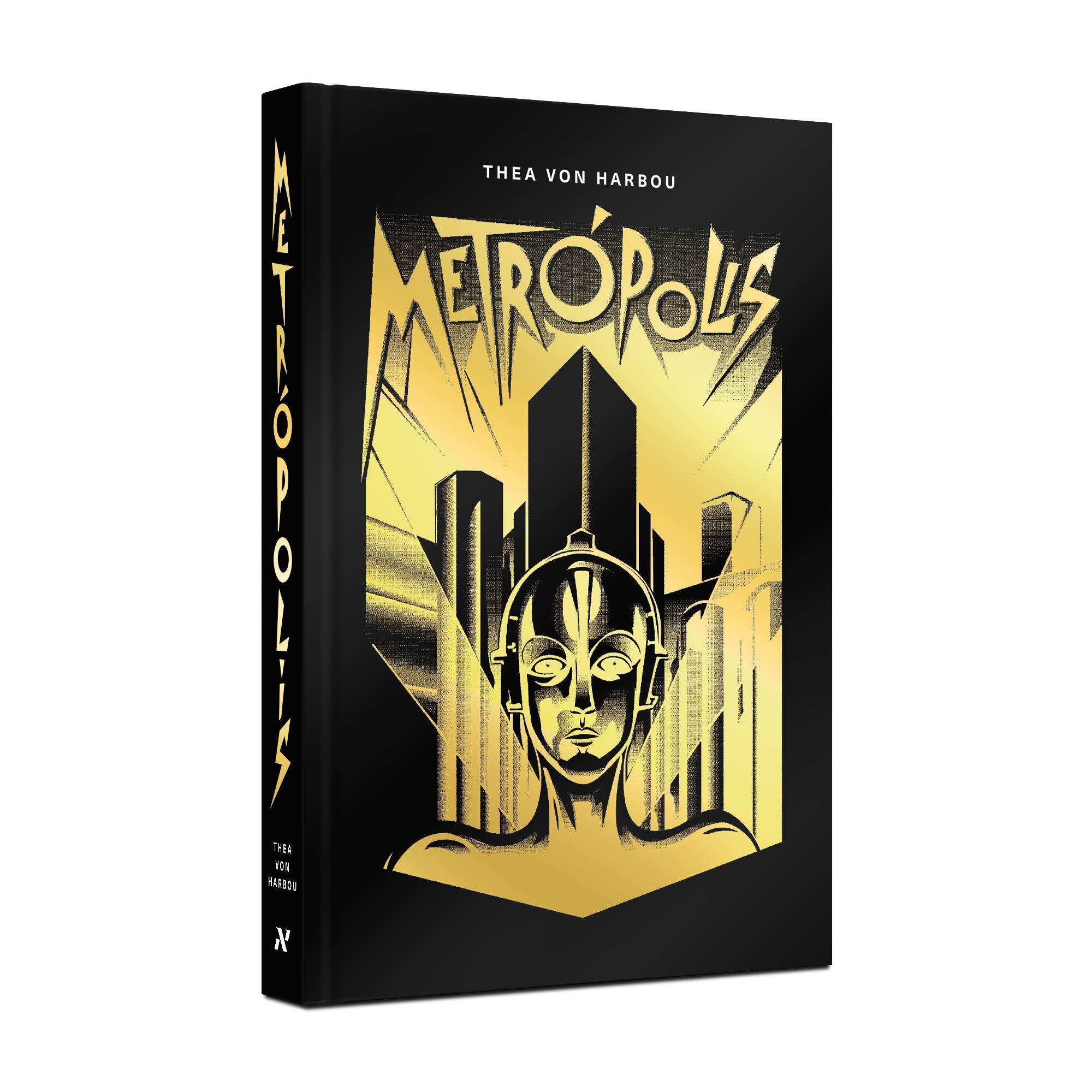 Metrópolis – Literatura e cinema