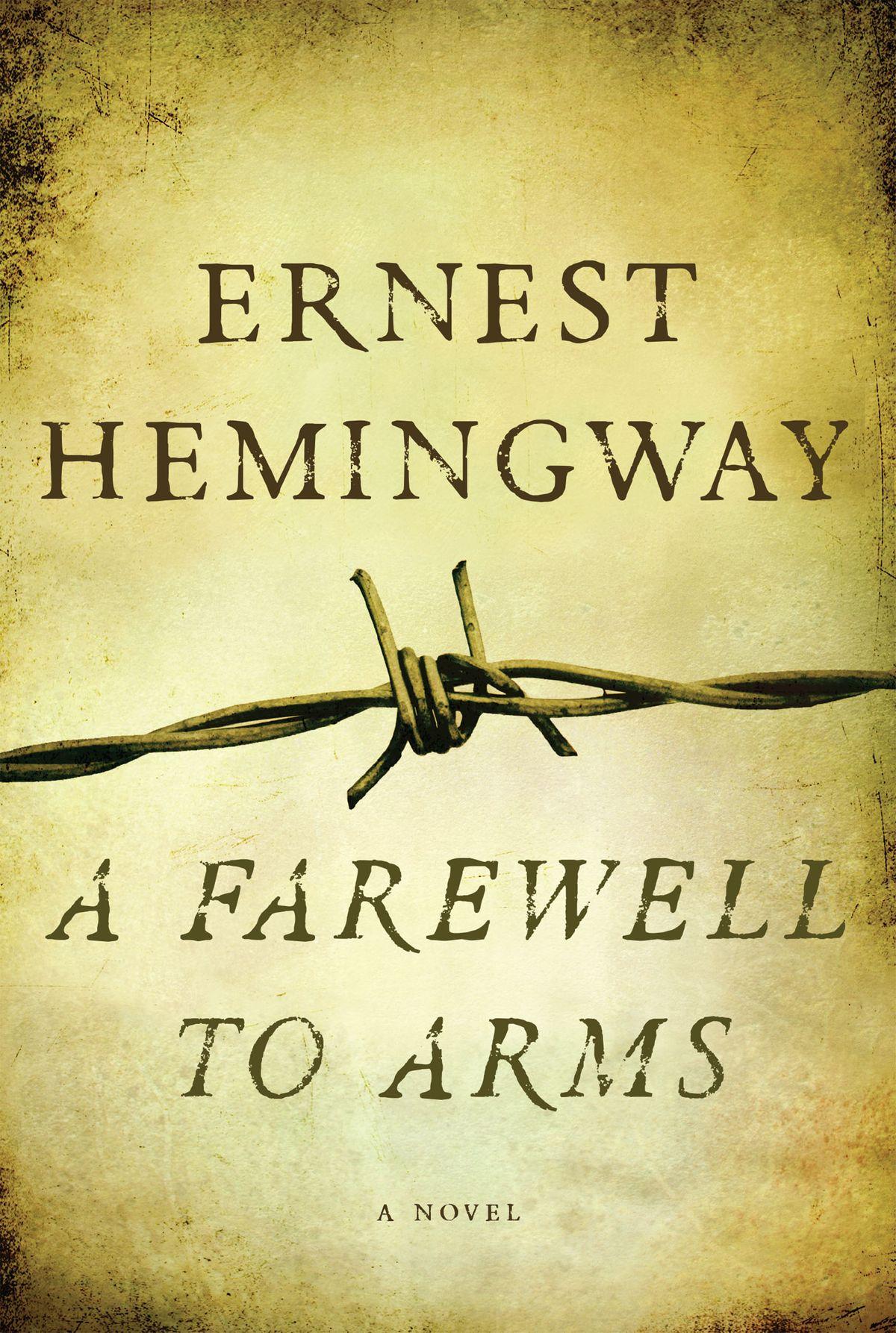 Adeus às armas – Literatura