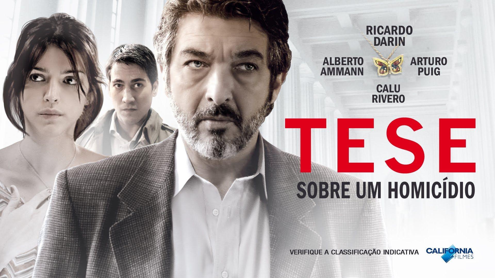Tese sobre um homicídio – Cinema