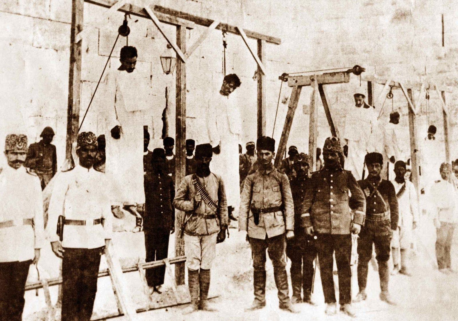 O genocídio armênio – o que foi?