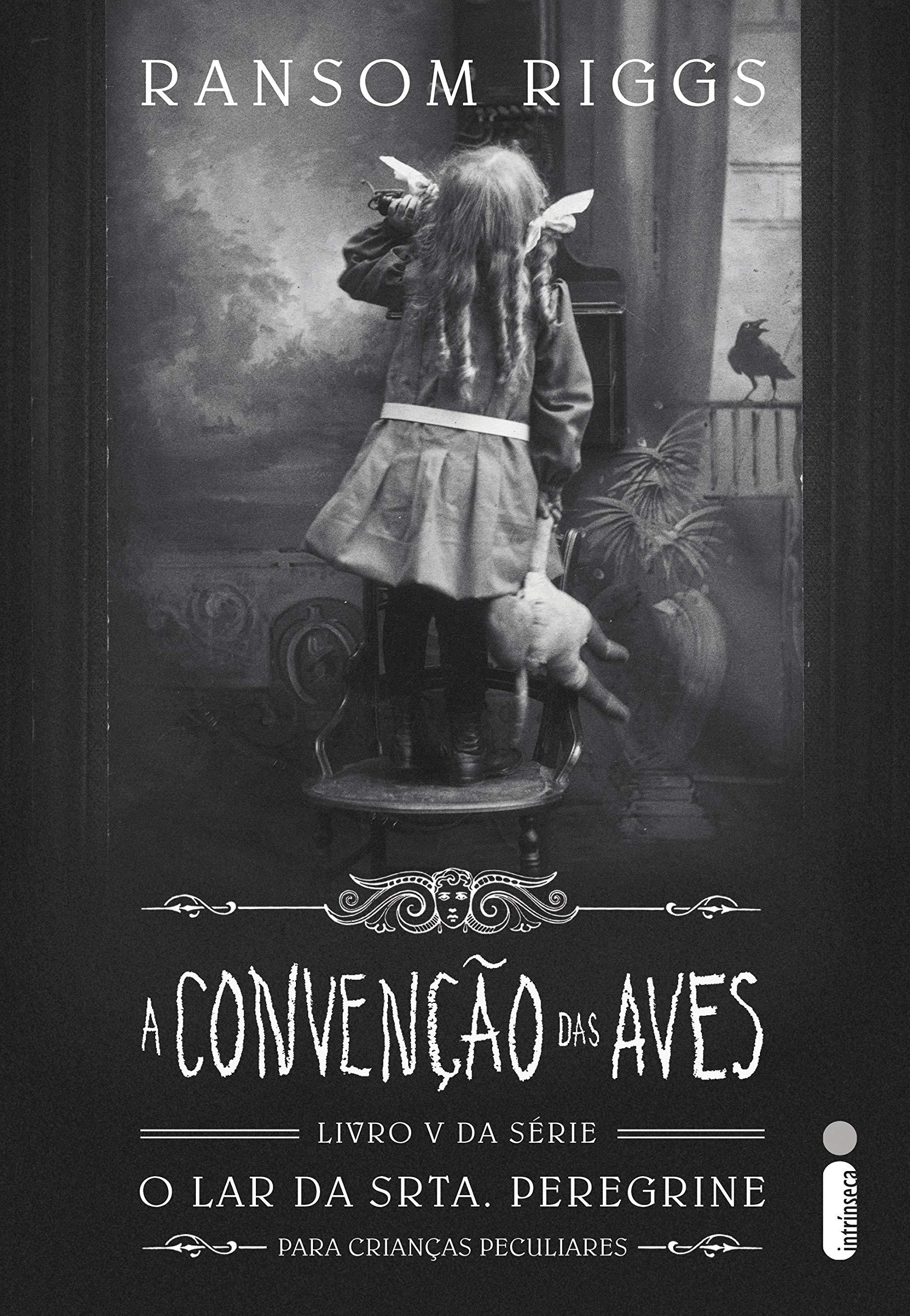 A convenção das aves – Crianças Peculiares – Literatura