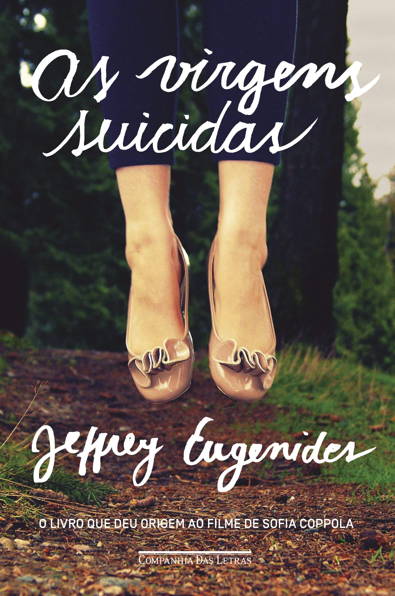 As virgens suicidas – Literatura